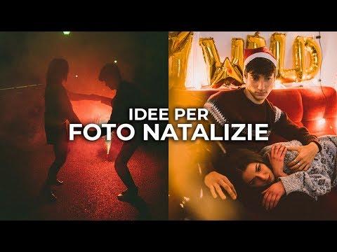 IDEE PER FARE BELLE FOTO A NATALE - SHOOTING FOTOGRAFICO