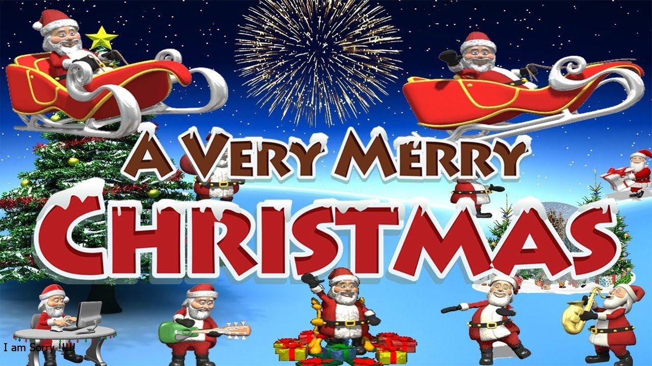 Merry Christmas Wishesgreetingsgifsvideos Download For