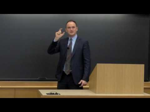 Fighting for Prison Education: Max Kenner at the Harvard Law Forum