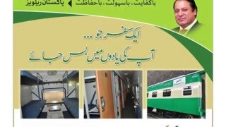 Pakistan Green Line Train Fares And Timings