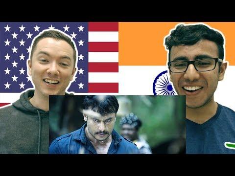 Yajamana Trailer REACTION | Darshan Thoogudeepa |V Harikrishna