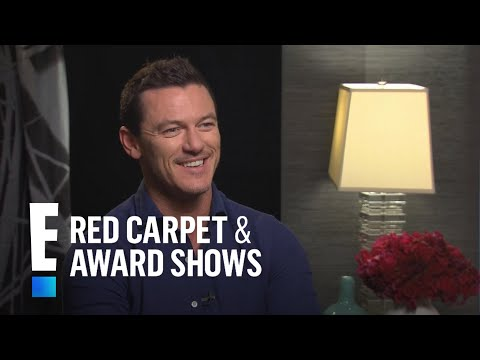 Going to the Movies With Luke Evans | E! Live from the Red Carpet