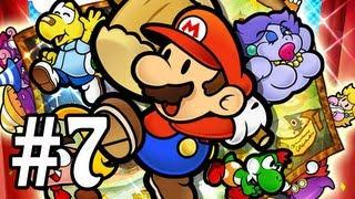 Paper Mario : La Porte Millénaire Let's Play - Episode 7 [Live]