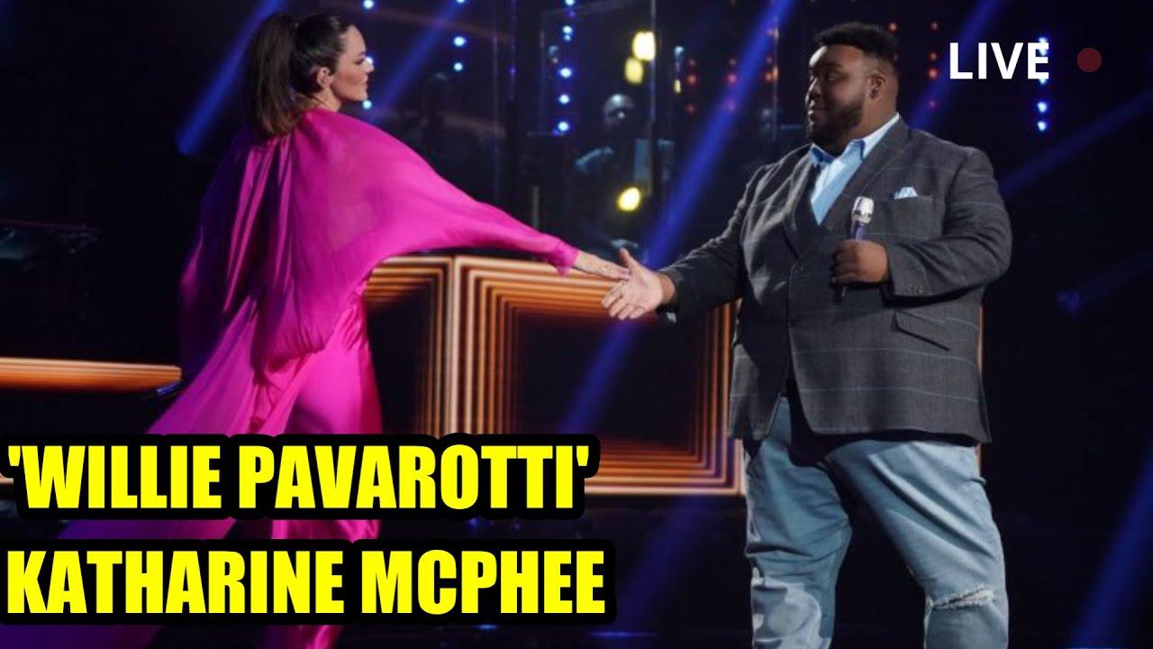 'American Idol': Katharine McPhee Joins Fan Favorite Willie Spence ...