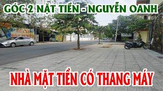 Biệt Thự Góc Hai Mặt Tiền Đường 16m Nguyễn Oanh Đúc 5,5 Tấm Có Thang Máy