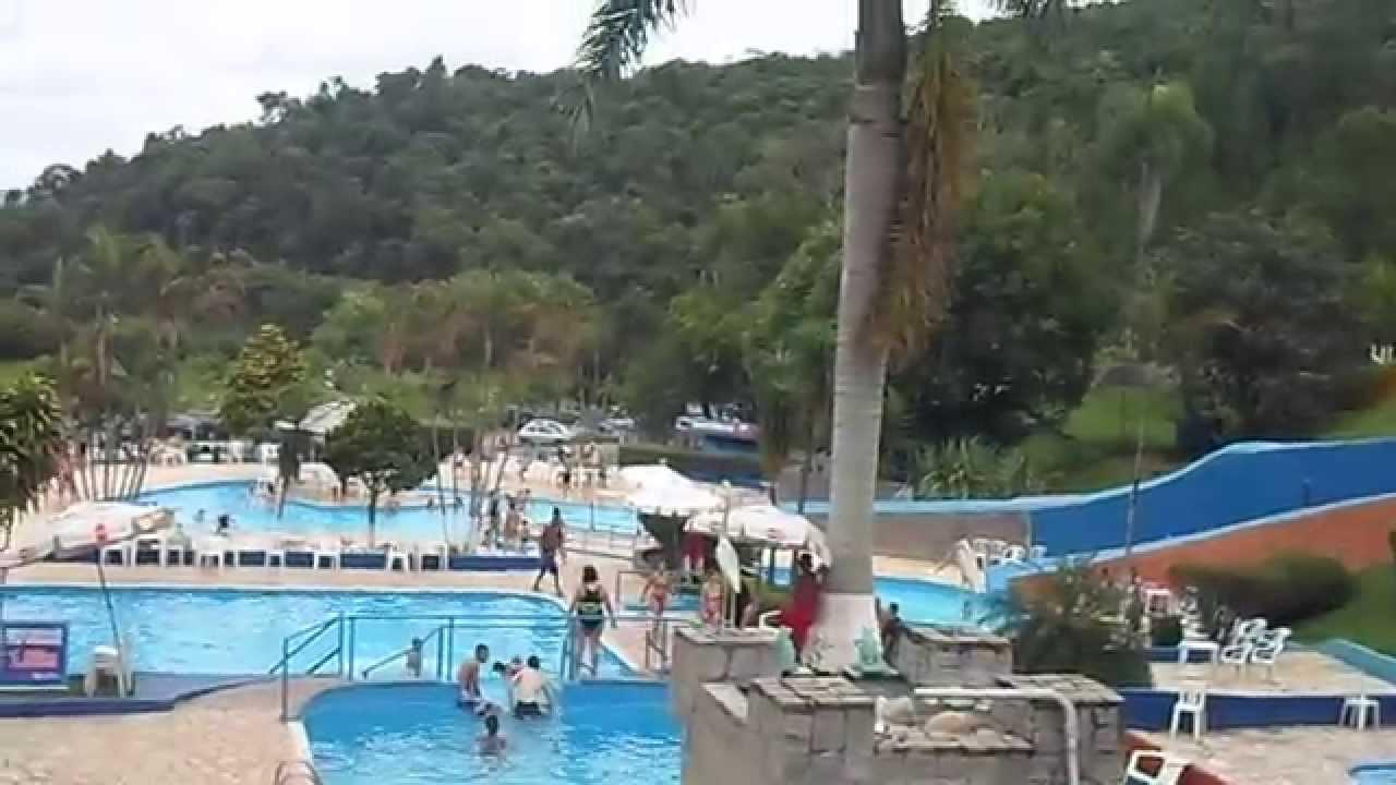 Parque Aquático | Estância Solazer | Santa Isabel - SP - Vídeos