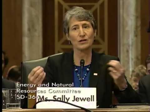 Sen. Murkowski ask Interior Nominee Jewell About Offshore OCS Production