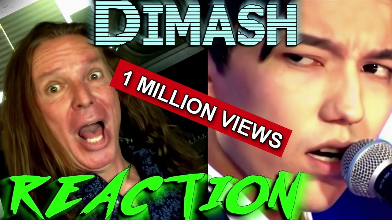 Vocal Coach Reaction to Dimash Kudaibergen - S. O. S. Slavic Bazaar - Ken Tamplin