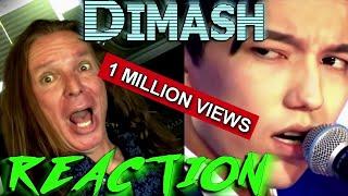 Vocal Coach Reaction to Dimash Kudaibergen - S. O. S. Slavic Bazaar - Ken Tamplin