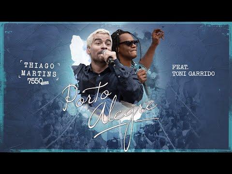 Thiago Martins - Porto Alegre  (DVD: 7550 Dias). Feat Toni Garrido