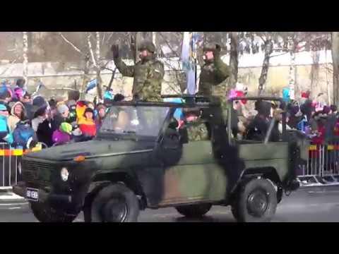 24.02.18 Tallinn. Iseseisvuspäev, Toompark (Snelli tiigi)- День независимости, Тоомпарк (Шнелли)