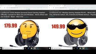 LucidSound Charging Xbox One Owners More For The Same Product, Is Direct Connect Worth $30 More?