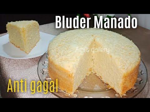 Resep Bluder Manado