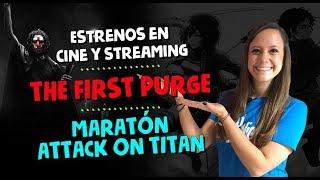 Maratón Attack on Titan, The First Purge, A la deriva
