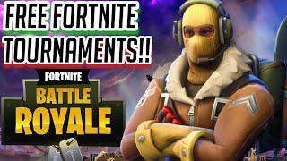 Cómo participar en torneos fortnite gratis- Mi primer torneo individual de Fortnite-Fortnite:Battle Royale
