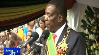 Zimbabwe's New President Promise To Compensate White Farmers That Lost African Land