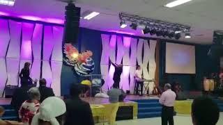 Palabras profética a la pastora indiana de Sánchez por el apóstol Jonny copete Cartagena colombia
