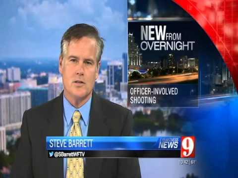Steve Barrett Demo Reel