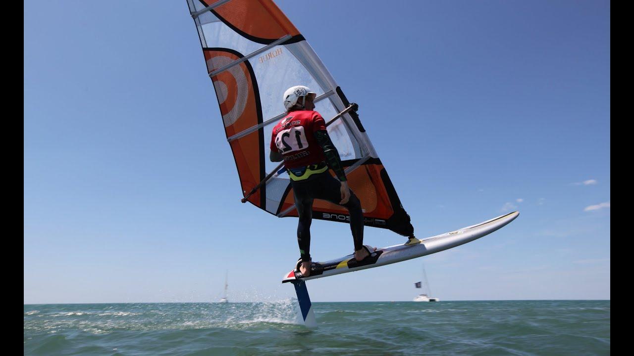 The Horue Inspiration Foil Windsurf Kitesurf Youtube
