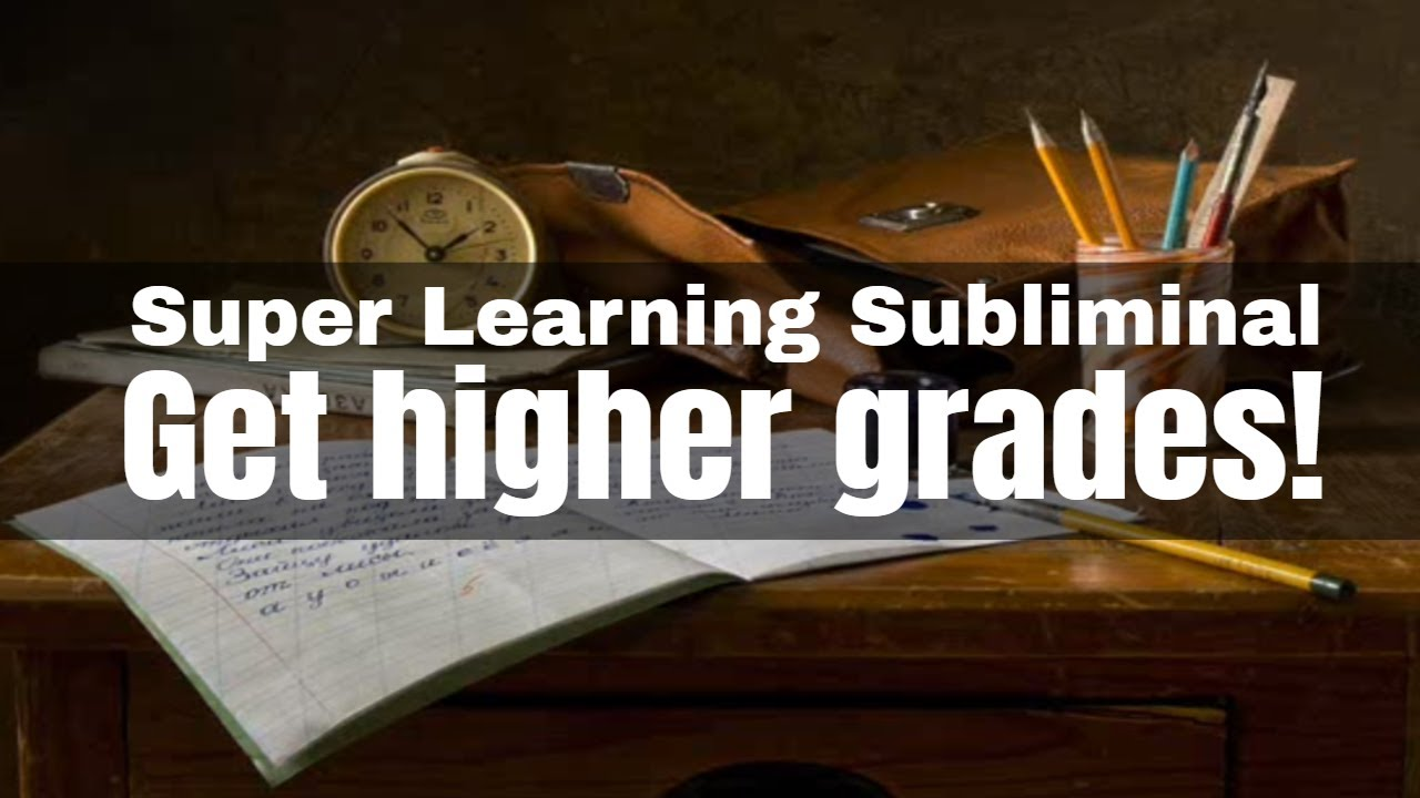 Powerful Binaural beats for study | Super learning Frequency | Get Higher Grades Subliminal
