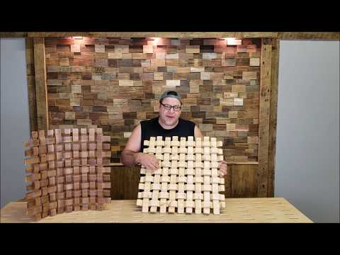 Impossible wood panel | How to