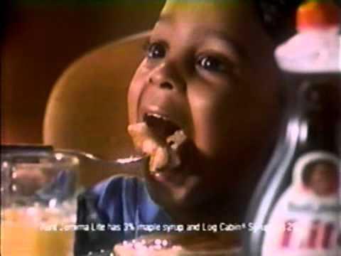 Aunt Jemima commercial (1994)