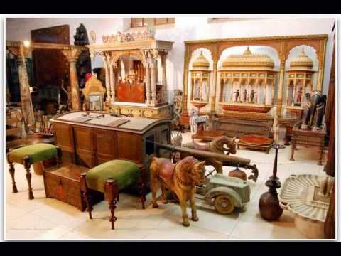 Antique Furniture, Indian Furniture, Pearl Art Exports   YouTube