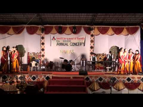 American school of Baroda / annual concert (13-14)