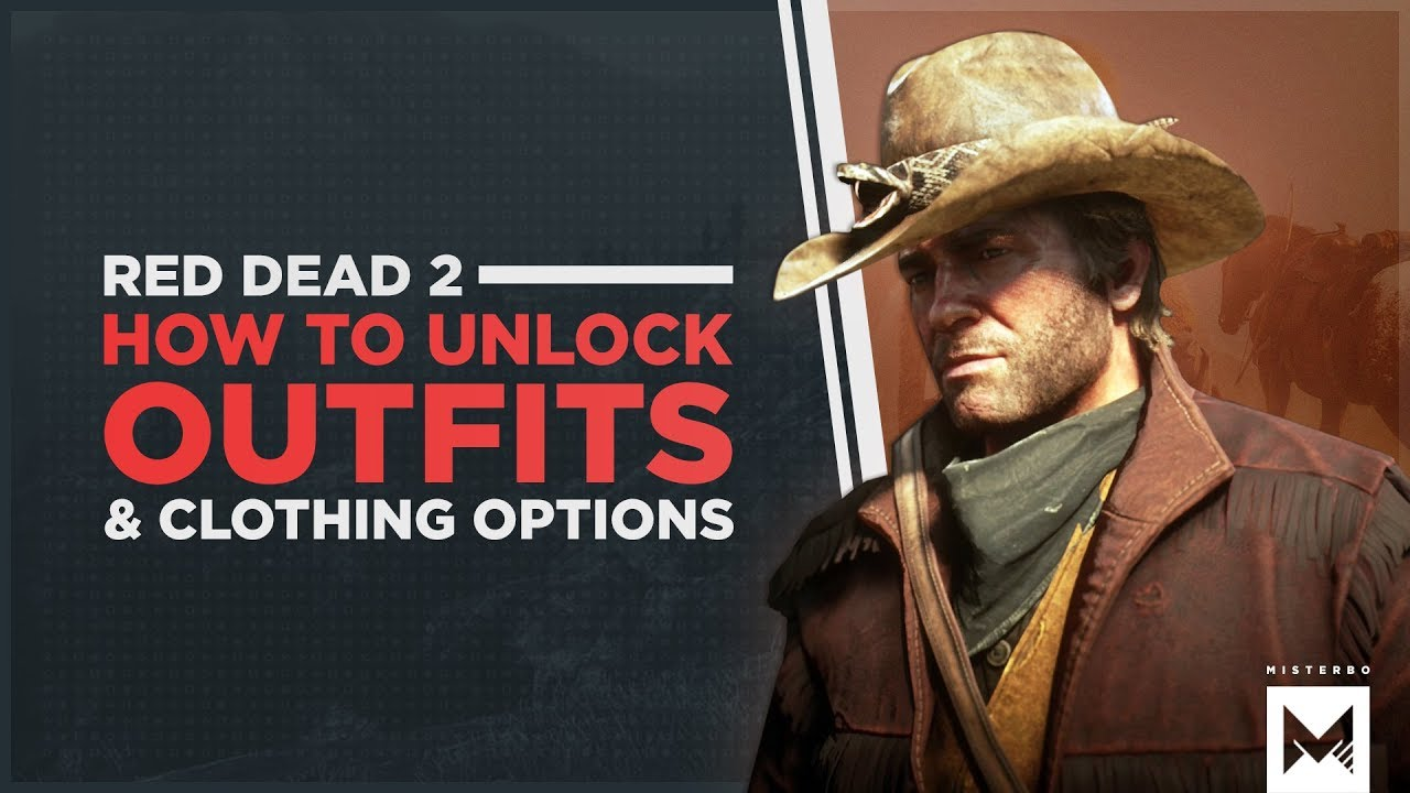 90ba8dd413 Red Dead Redemption 2: Default Clothing Options, How To Unlock More & Why  You Need Different Outfits
