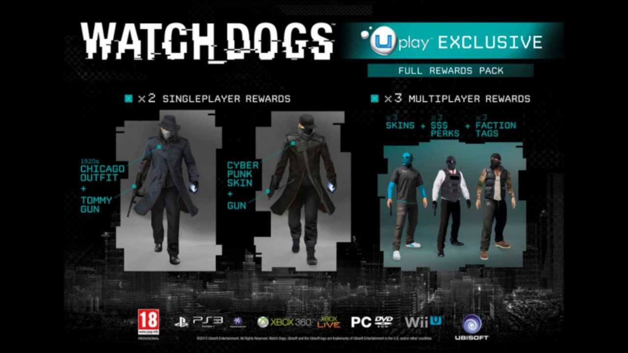 Watch Dogs Untouchables Pack