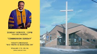 SAINT ALBANS BAPTIST CHURCH, ONLINE SERVICE 7.5.20