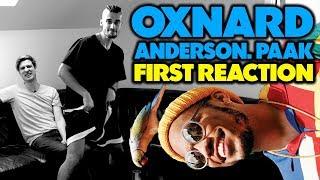 ANDERSON. PAAK - OXNARD REACTIONREVIEW Jungle Beats