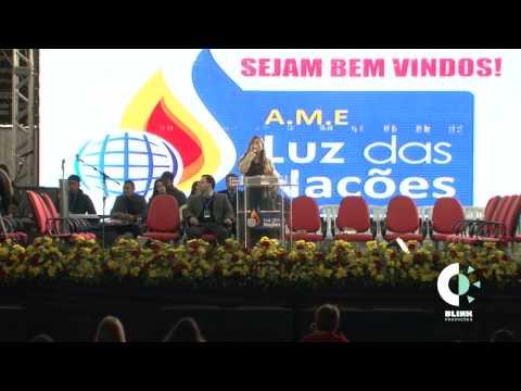 Tamy Klaus - Perfume a Tus Pies - A.M.E. Luz das Nações 2015