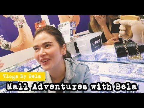 VlogsByBela: Mall Adventures with Bela