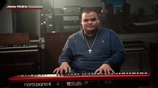 Nord Live Sessions: Jesús Molina - #4 Solo Piano: Ragtime & Modern Jazz
