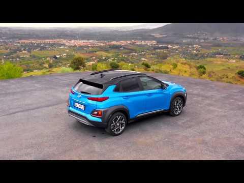 Hyundai Kona sada kao Hybrid!