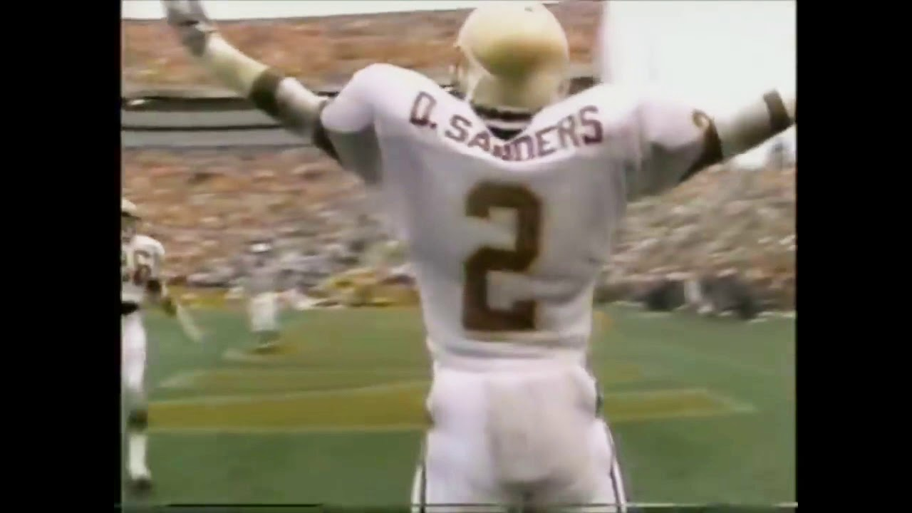 san francisco e1a3b b0c56 Deion Sanders Florida State (It Takes 2)