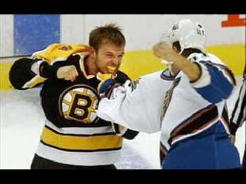 The Hockey Song by Warren Zevon