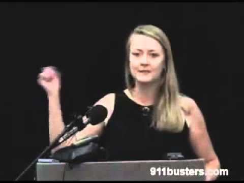 Ex-MI5 Annie Machon on 9-11 Truth