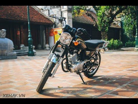 [XEHAY.VN] Yamaha YB125SP - xe côn tay dáng cổ điển tại Hà Nội