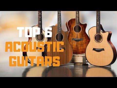 Best Acoustic Guitar In 2019 - Top 6 Acoustic Guitars Review