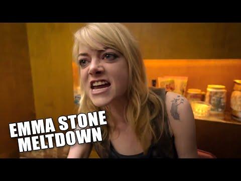 Emma Stone Meltdown After 'Birdman' Oscar Nomination (Leaked Video)