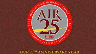 Air25 - 25 years of Saving Lives by Saving Time