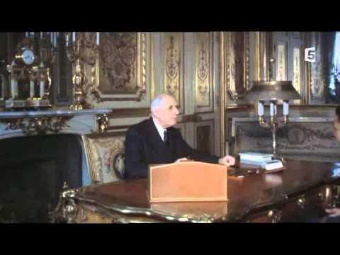 De Gaulle Notre President