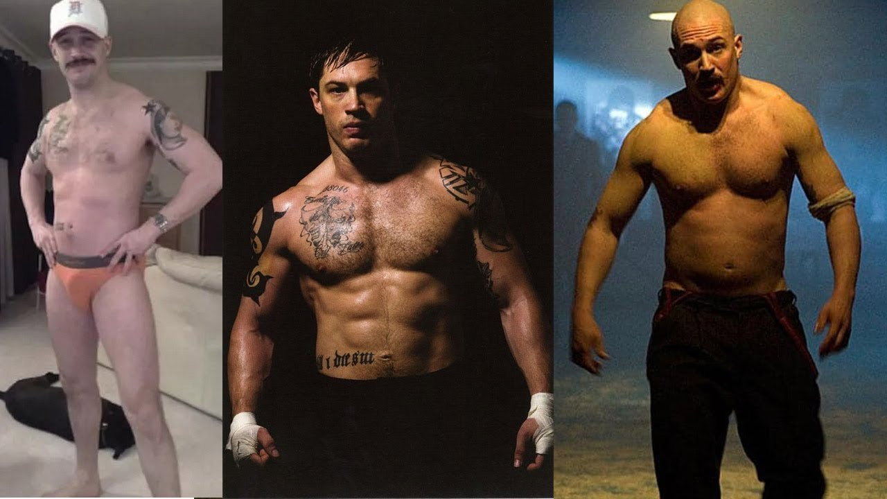 Tom Hardy - From 24 to...