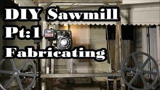 #69 - DIY Sawmill Pt 1: Homemade, Cheap, Simple 36