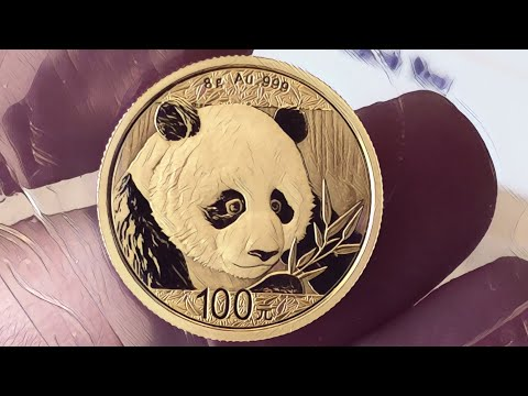 2018 A year to buy gold pandas again? | 2018 8g panda arrives