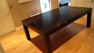 Dining Table With A Difference