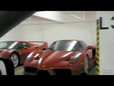 World's Most Impressive Garage