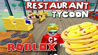 MY RESTAURANT: BRUTZELN, USE, BUILDING' Restaurant Tycoon | ROBLOX